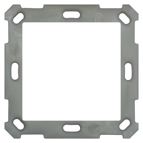 MDT Taster Light 55 Basic1-voudig, zuiver wit glanzend