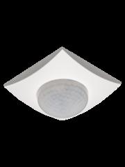 MDT Presentiemelder, 3 sensoren Lichtsensor, constant licht (dekking 11m Ø, aanwezigheid 5m Ø)