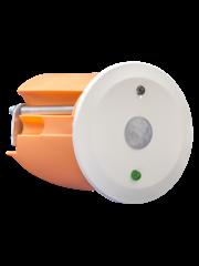 MDT Presentiemelder, 1 sensor Lichtsensor (dekking 6m Ø, aanwezigheid 4m Ø)