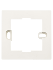 MDT Opbouwframe Slimline voor MDT aanwezigheidsmelders met 3 sensoren