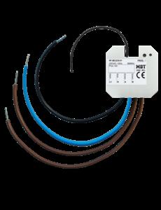MDT KNX RF + taster interface 2-voudig inb. ingangen voor stuursignalen 230VAC