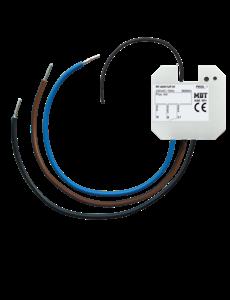 MDT KNX RF + draadloze schakelactor 1-voudig Inb.,  230VAC, 10A