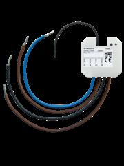 MDT KNX RF + draadloze schakelactor 2-voudig Inb.,  230VAC, 10A