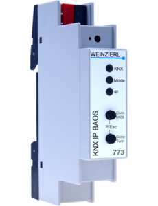 Weinzierl KNX IP BAOS 773