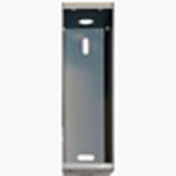 Ipas Inbouwdoos van gegalvaniseerd staal  geschikt voor zowel op Barchetto 2 en 4 als op Trico 8RGB