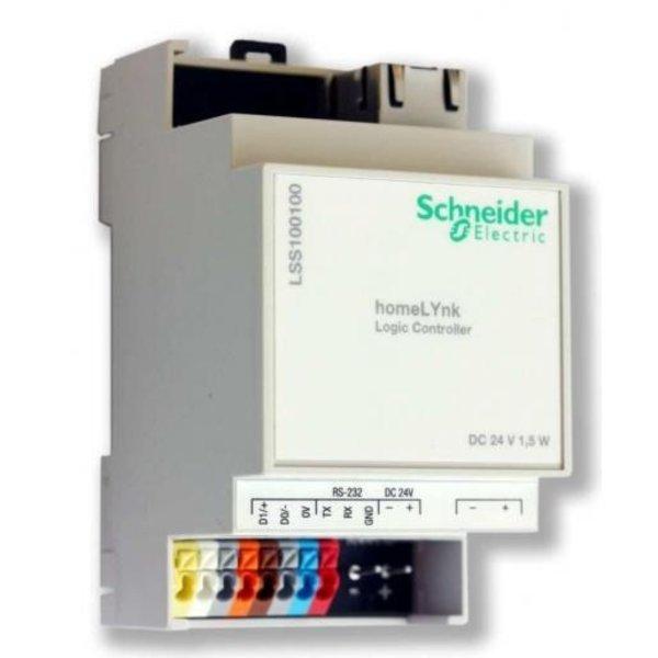 Schneider Eelectric KNX homelynk logic controller