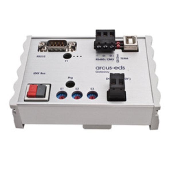 Arcus KNX-DMX gateway GW2-DMX-6TE