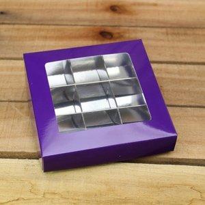 Violet 163 - PMS 2597
