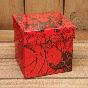 Rood bloem