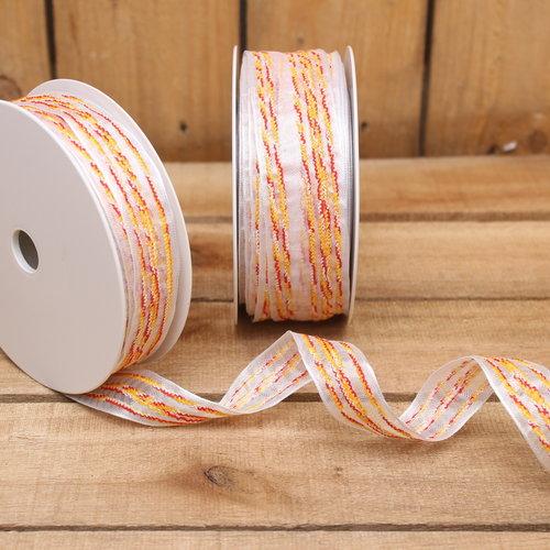 Twist oranje 20