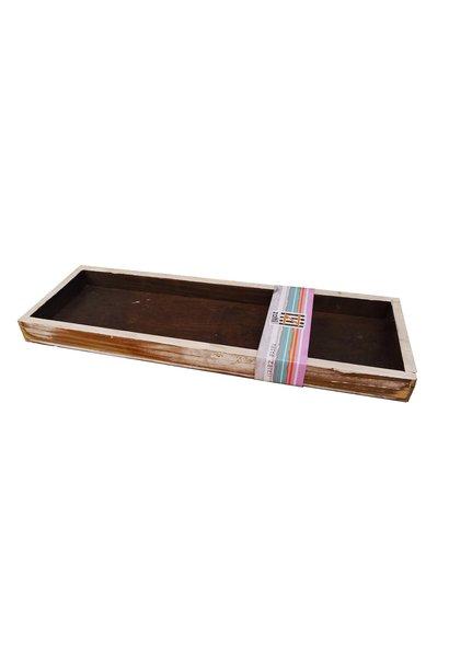 tray chocolade 42x14