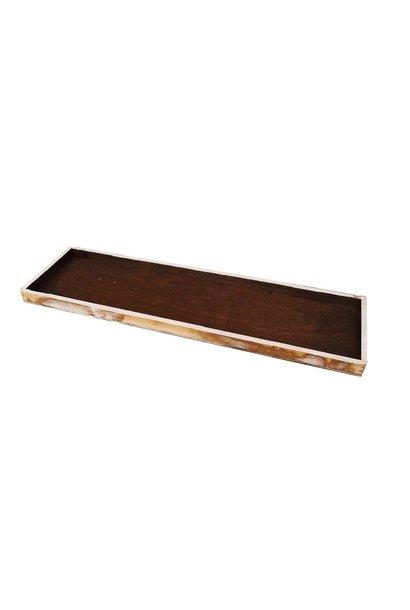 Tablett Schokolade 80x20