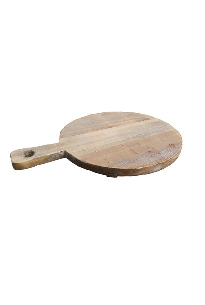 cutting board round