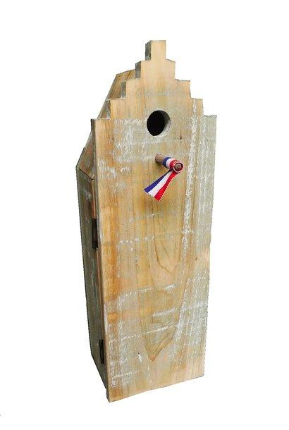 Schlüsselschrank Fassade