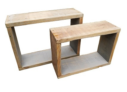 home deco old dutch wall box set/2-1