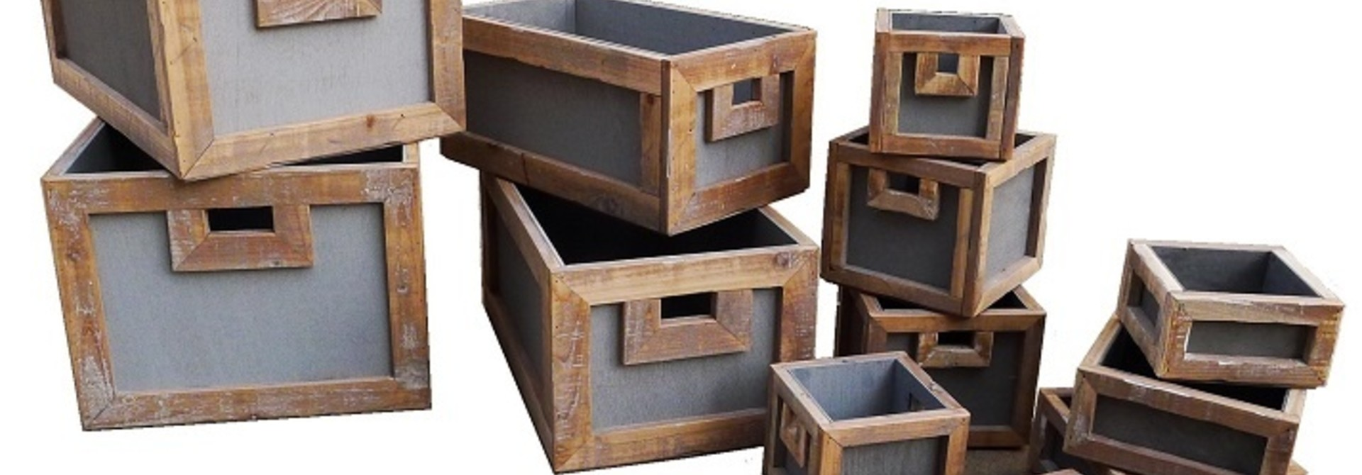 home deco old dutch crate s/12