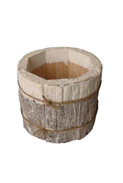 bark pot small