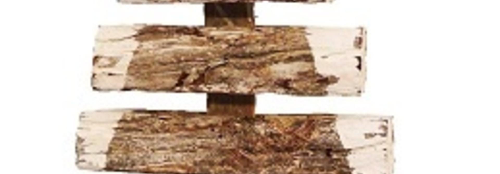 xmas bark tree double 52