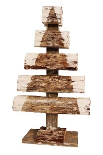 xmas bark tree double 44-1