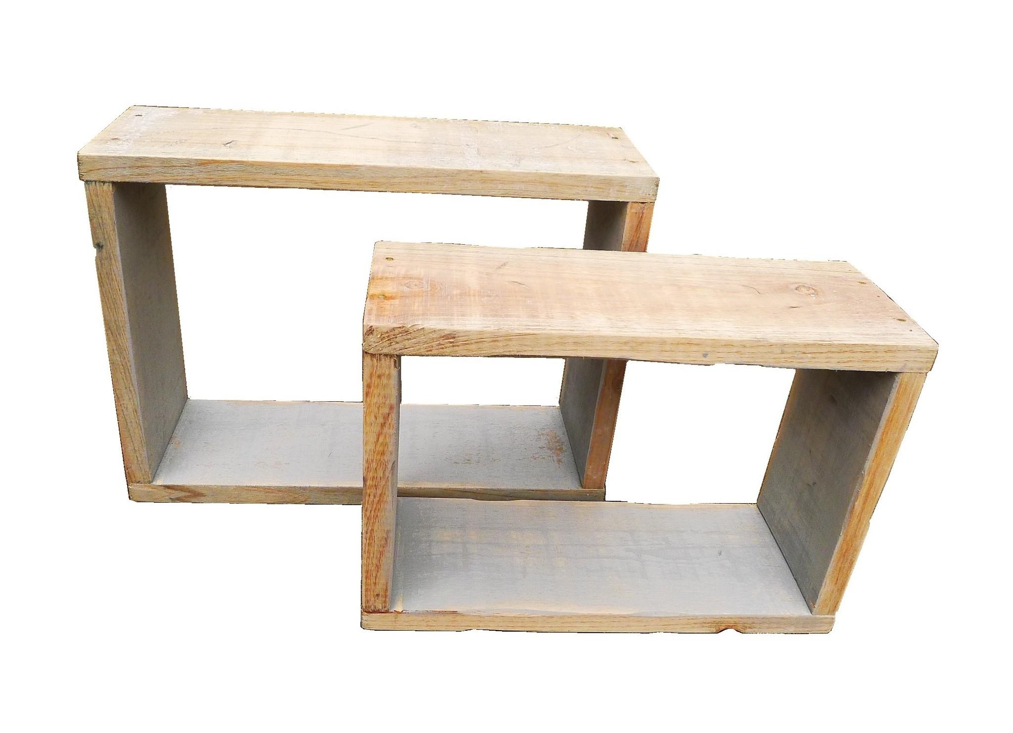 home deco old dutch wall box set/2-2