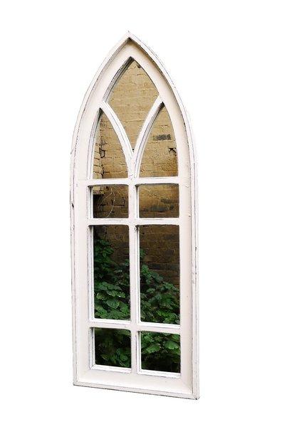 church window narrow long