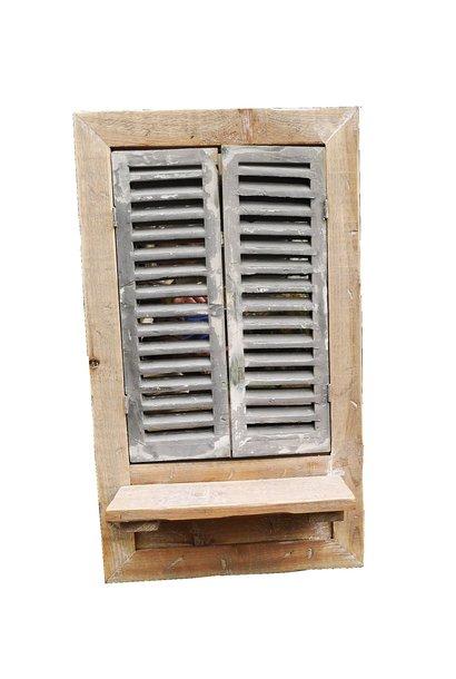 Mirrow window sill