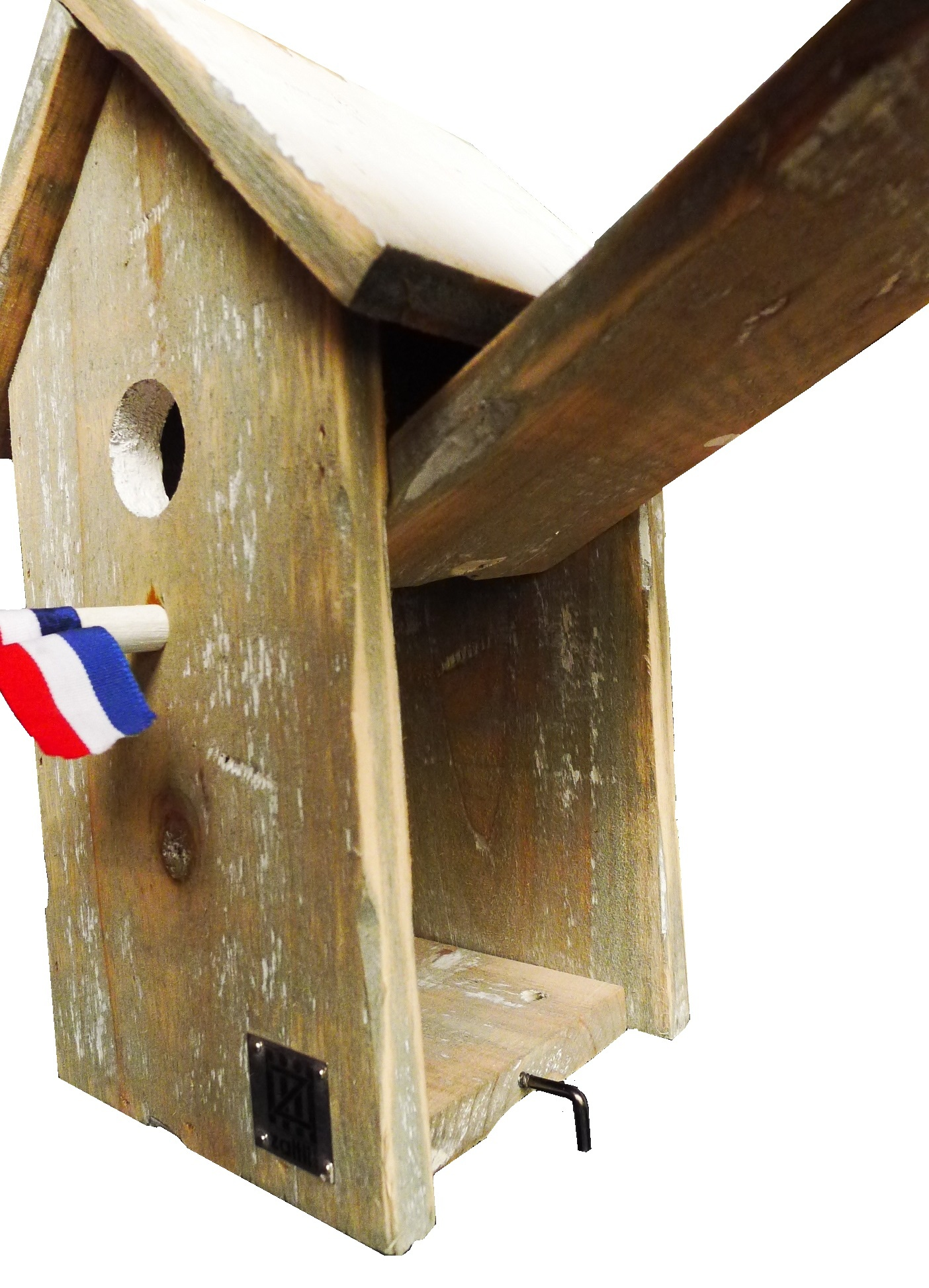birdhouse old dutch stB pointed roof-3