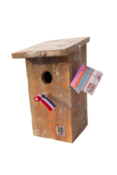 birdhouse skew roof