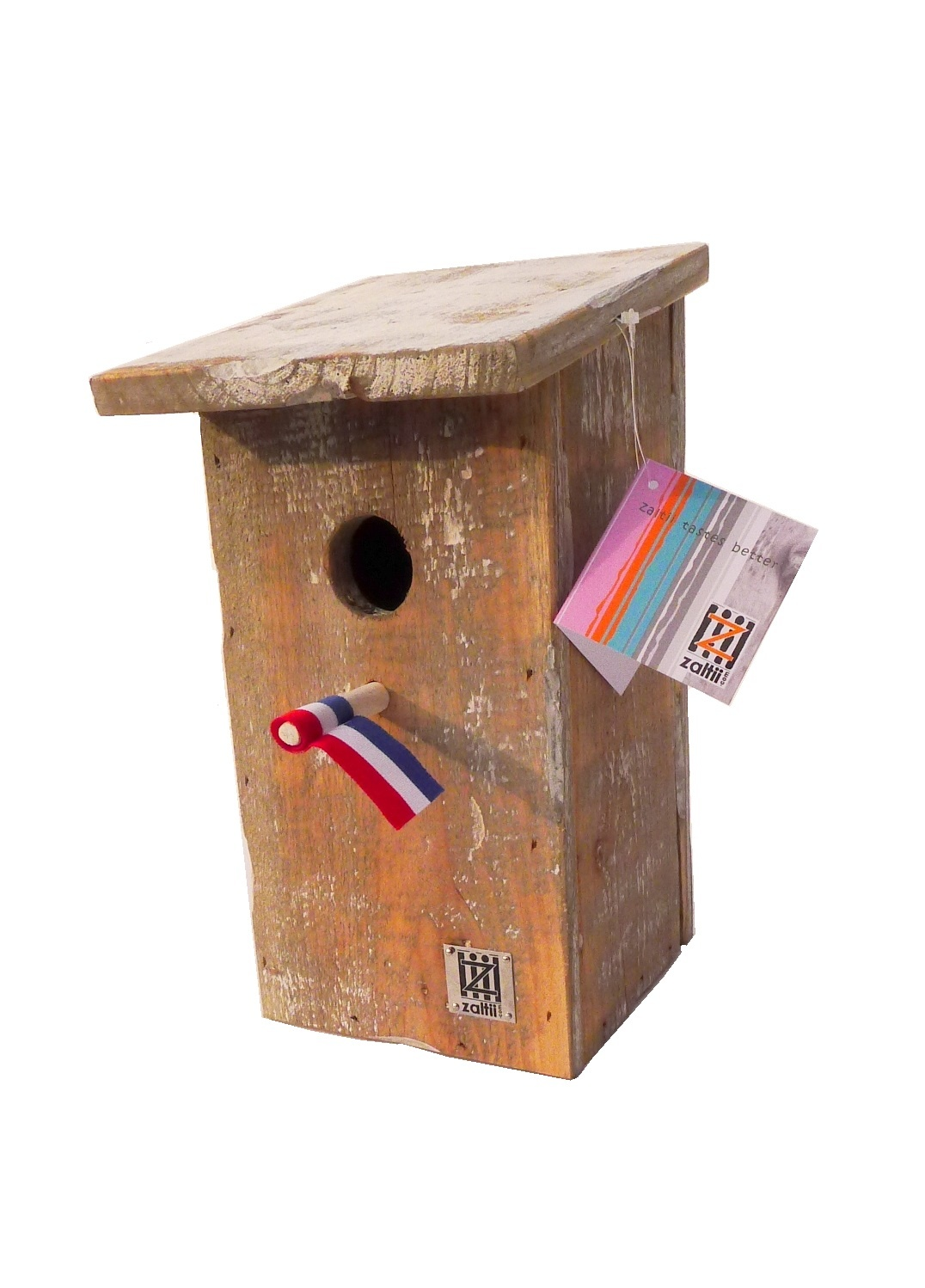 birdhouse old dutch StB skew roof-1