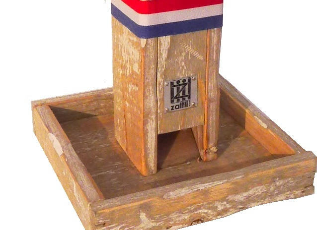 birdhouse old dutch StB mushroom tall-3