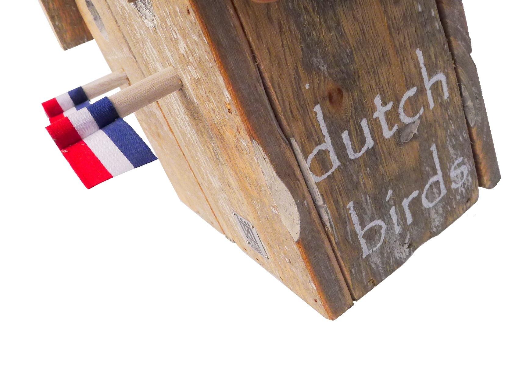 birdhouse old dutch 2 under 1 roof-3