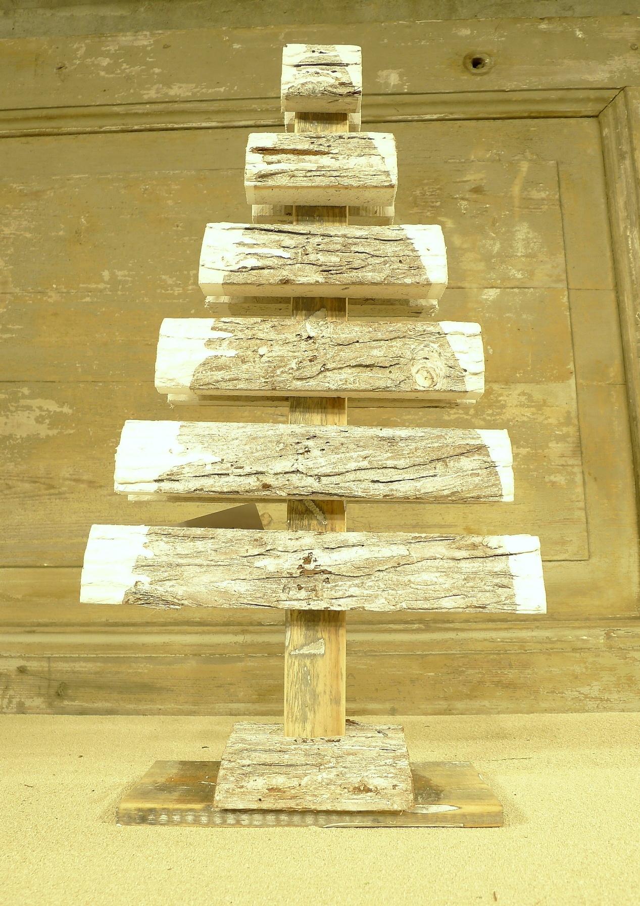 xmas bark tree double 52-5