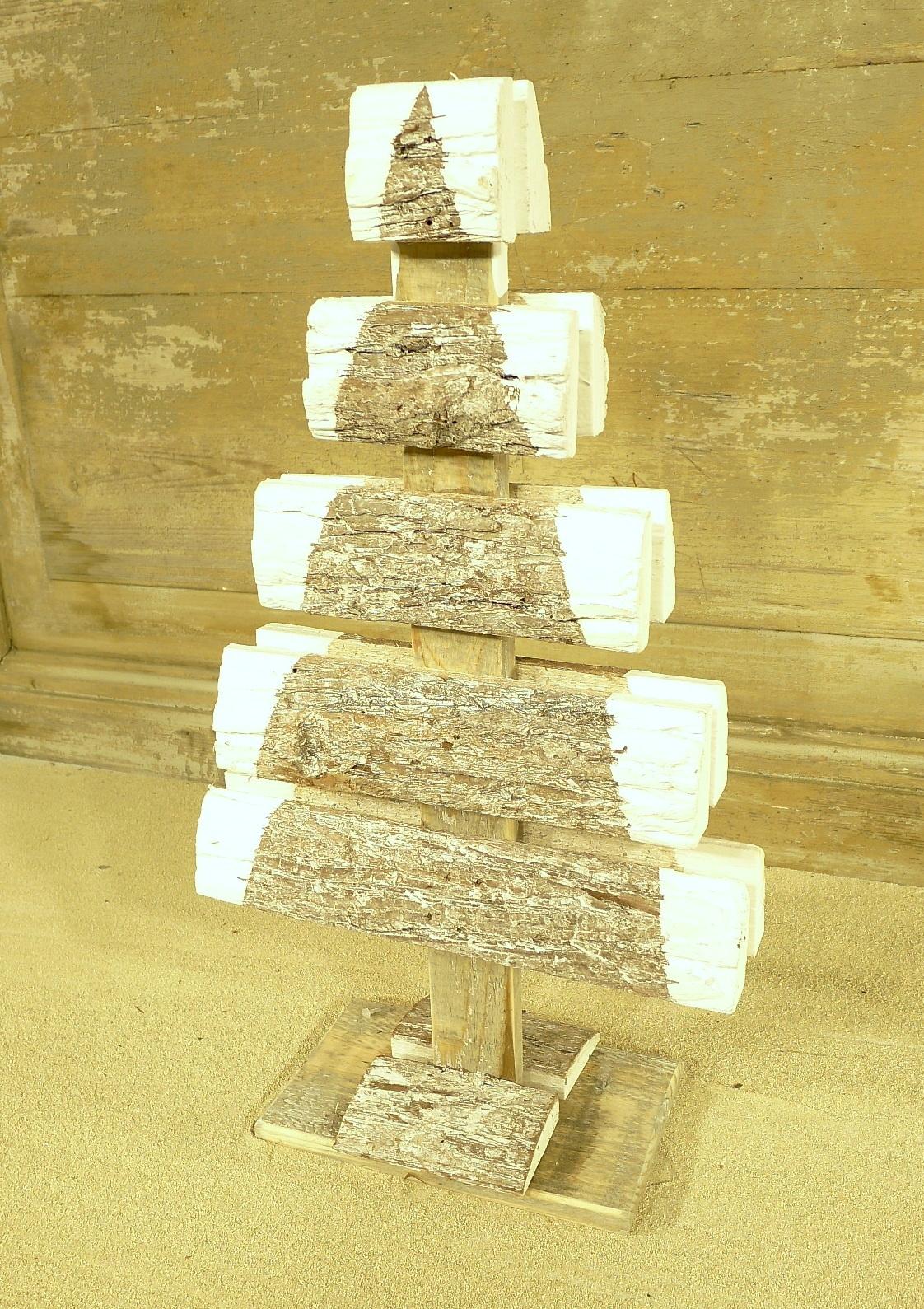 xmas bark tree double 44-5