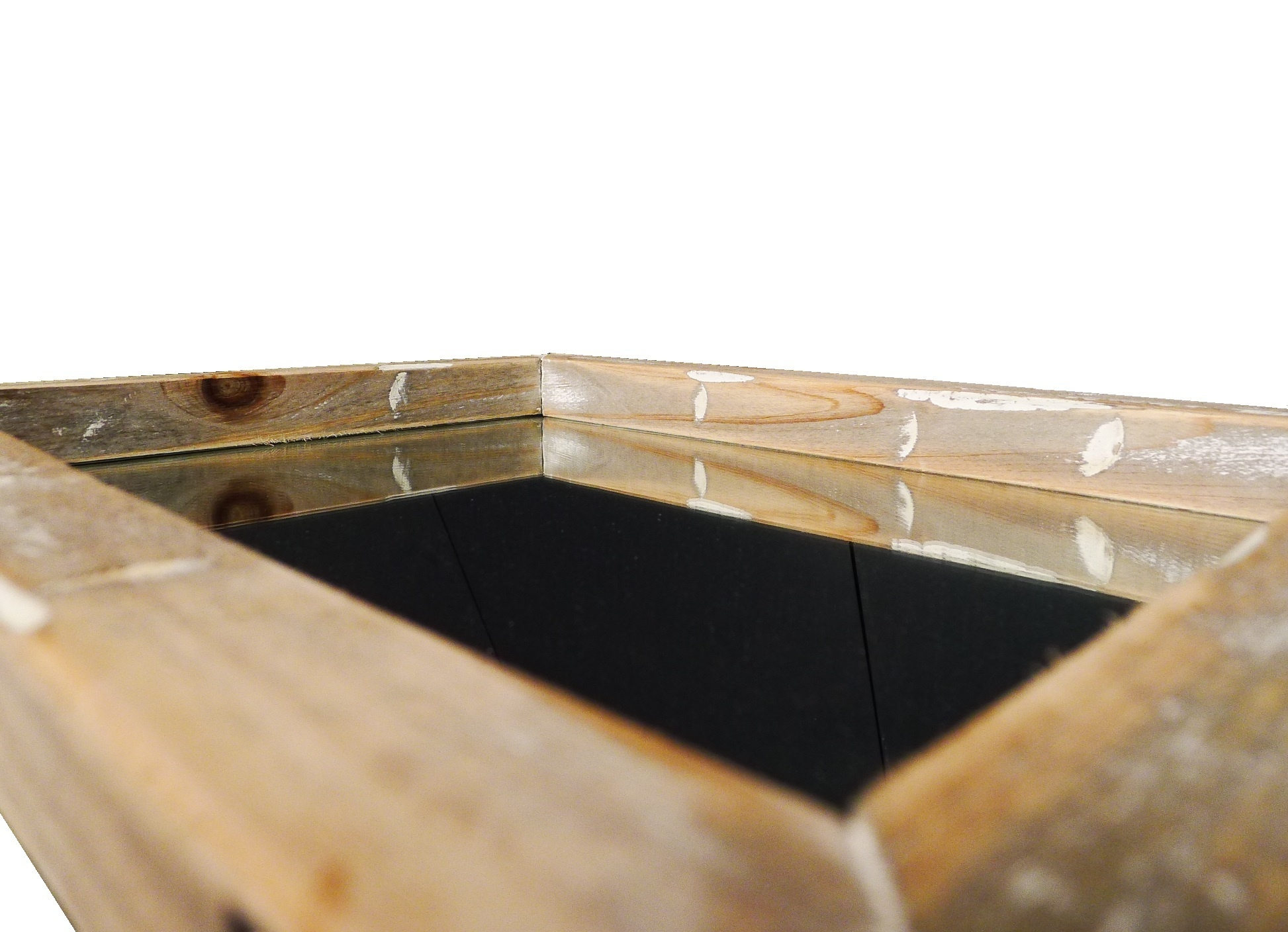 tray old dutch elvira mirror A4-3