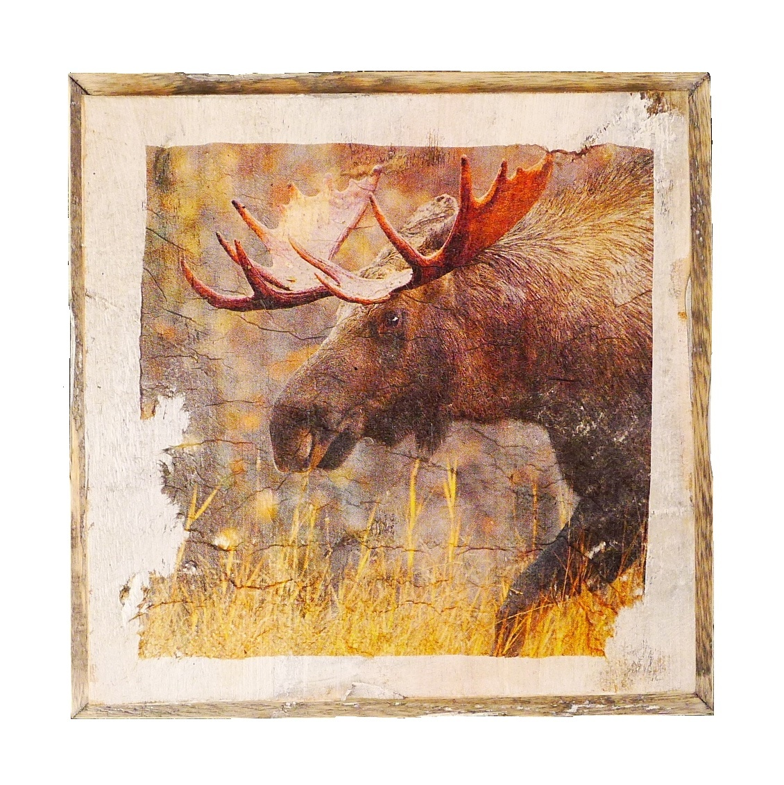wooden tile old dutch moose out-1