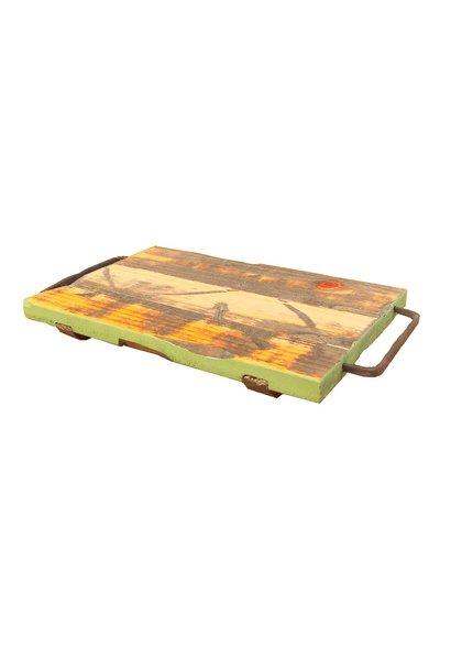 onderzetter groen 30 cm