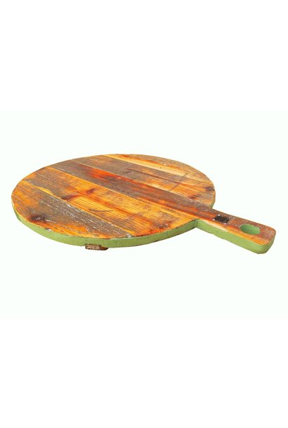snijplank rond groen