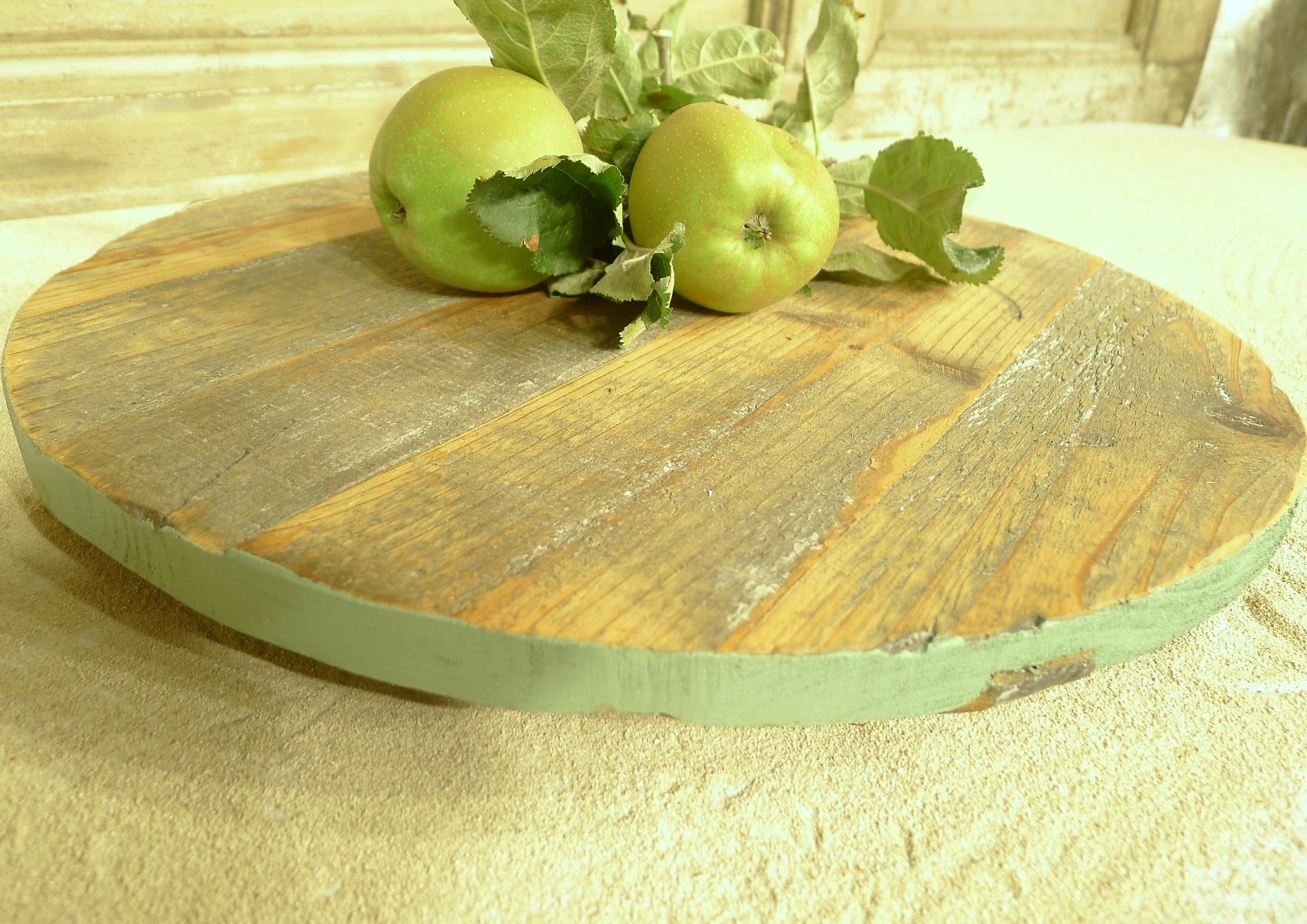 tray dutch dark cutting bl rnd 33-5