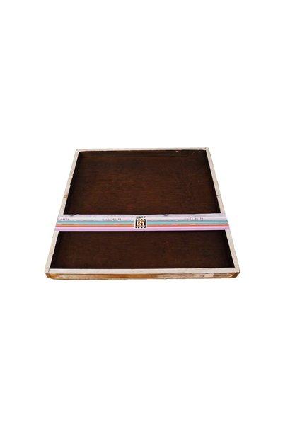 tray schokolade 40x40