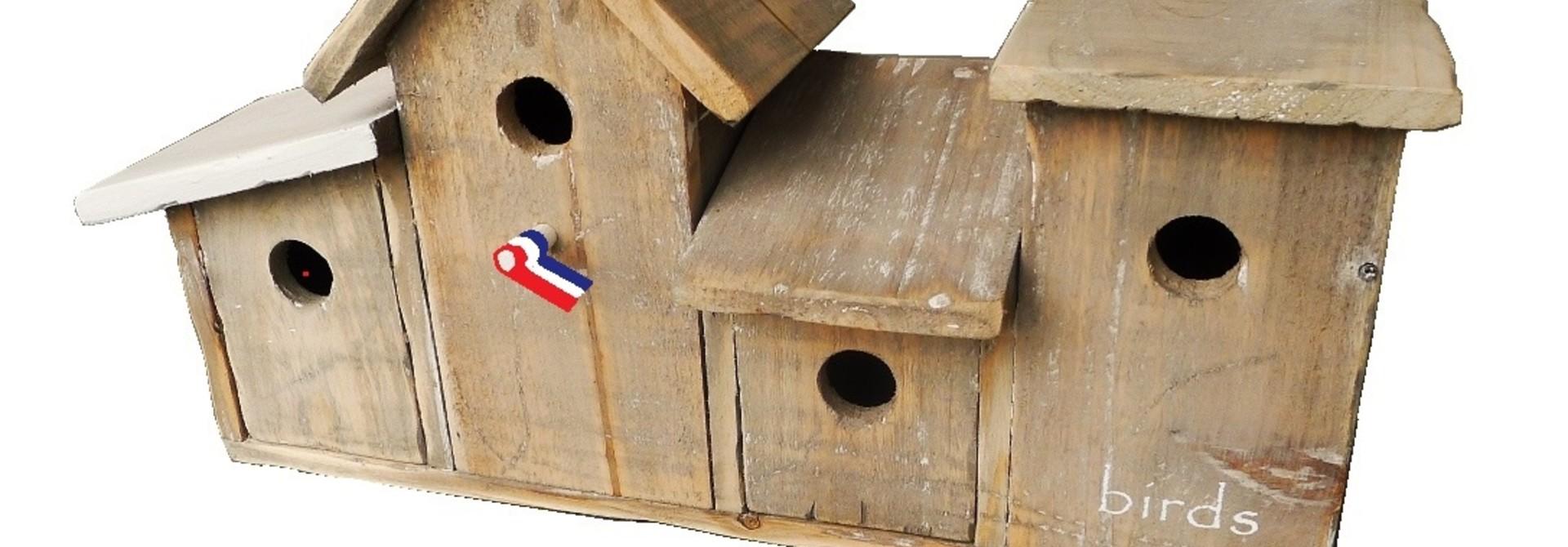 birdhouse old dutch bird village 53