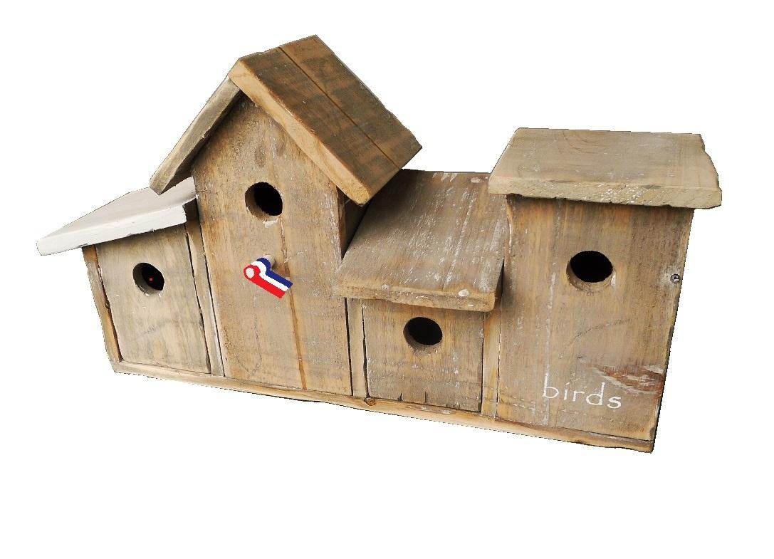 birdhouse old dutch bird village 53-1