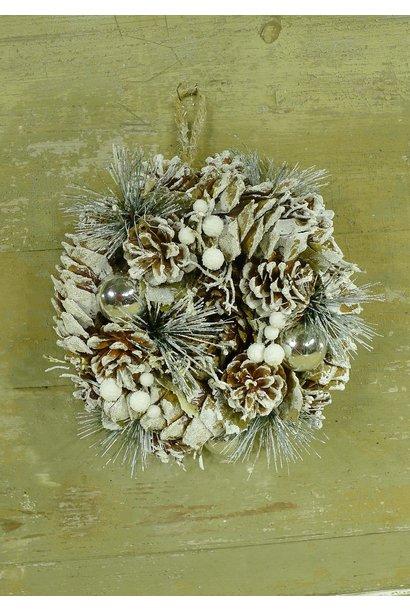 garland white