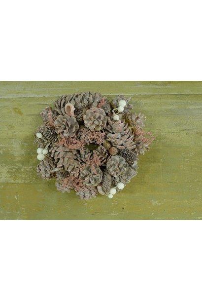 guirlande roze