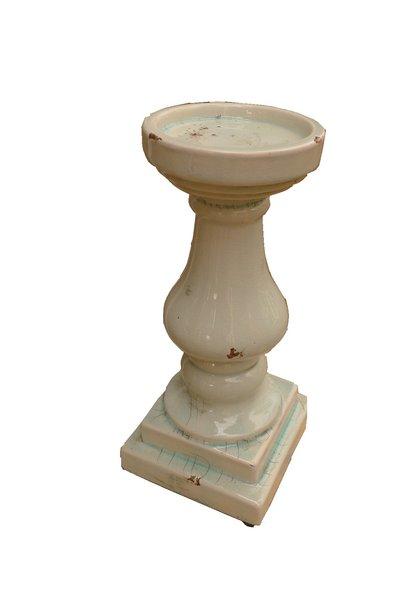 candle ceramic