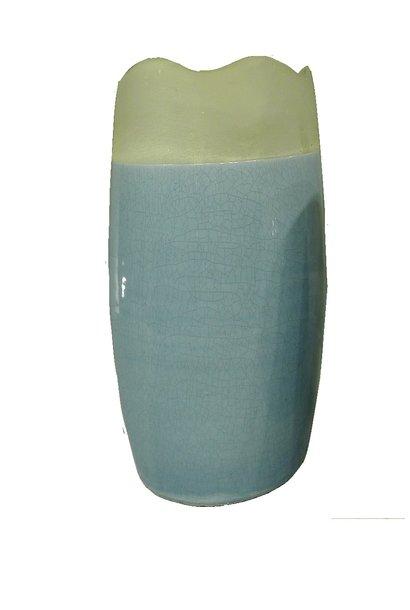 Craquelé vase