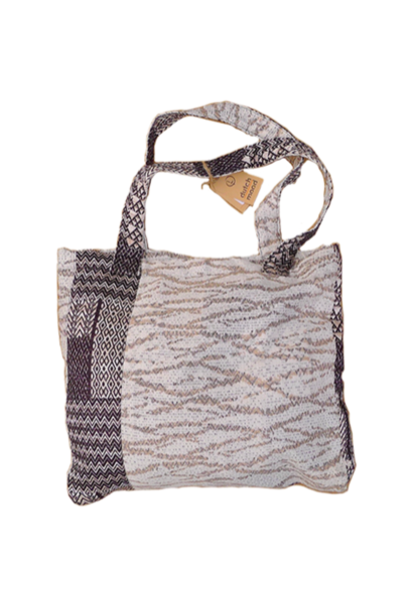 bag 	demin	shop beige stripe