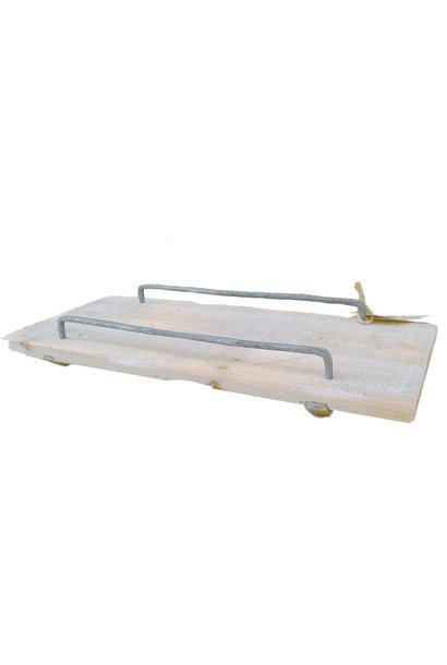 presentatie tray met opstaande rand 48 cm