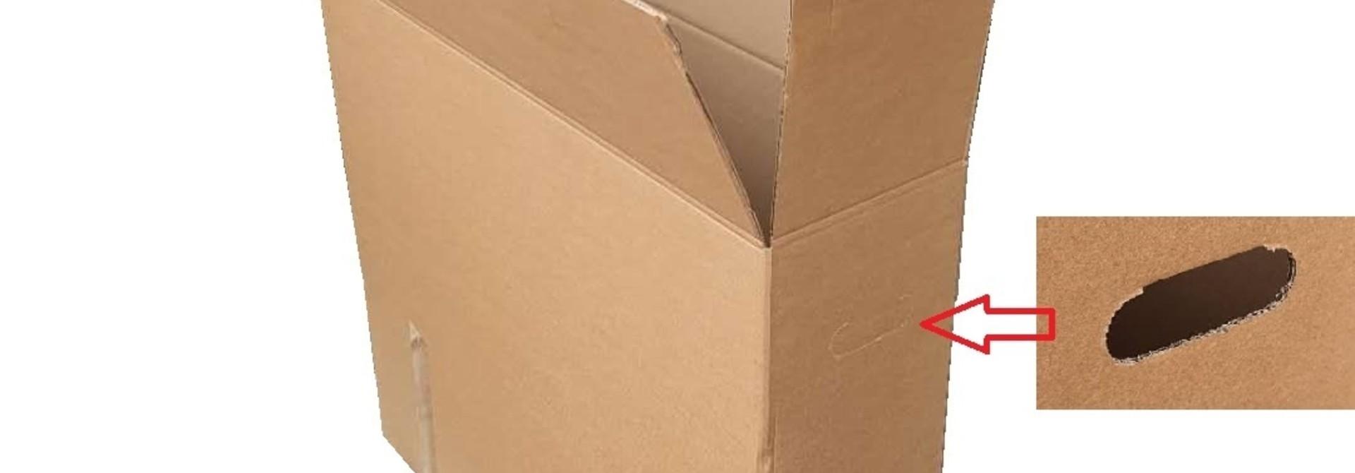 box carton 80-10-65 dop 4.5