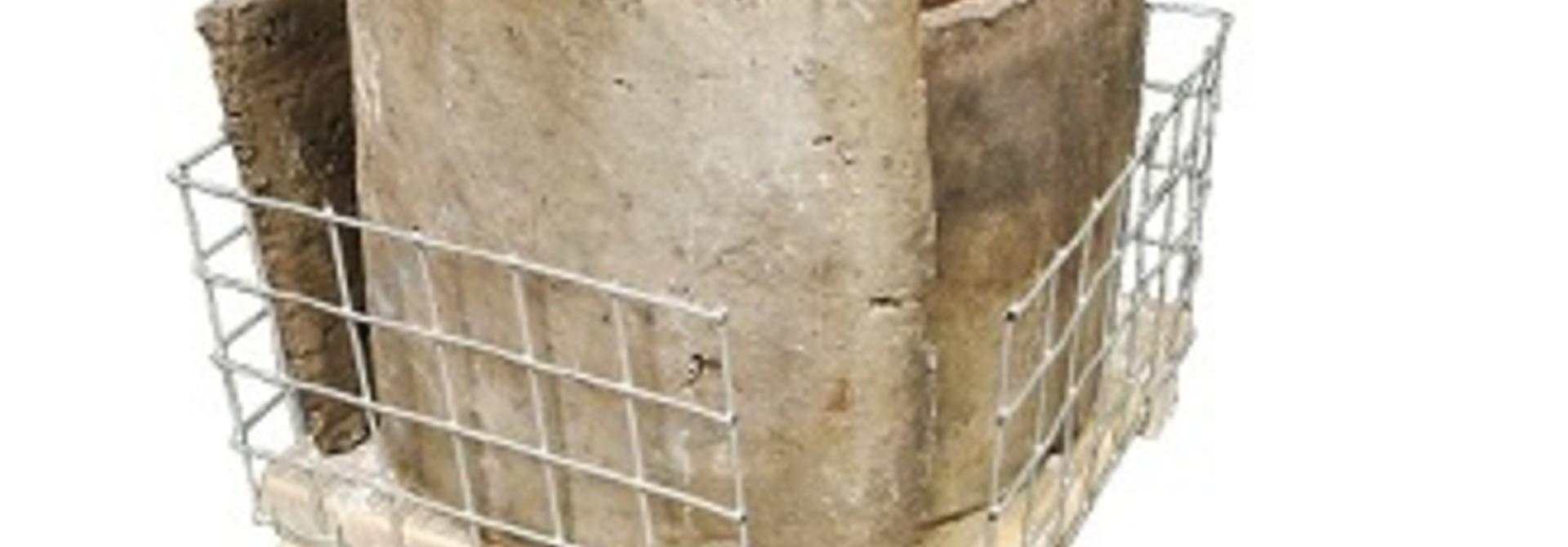 pot old dutch DIY wire RT