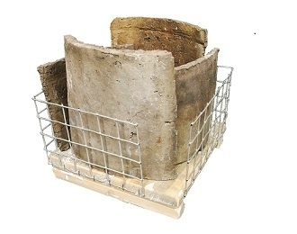 pot old dutch DIY wire RT-4